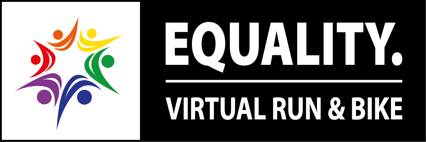 EQUALITY. Virtual Run & Bike